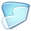 smileys 74584-folder_cyan.png